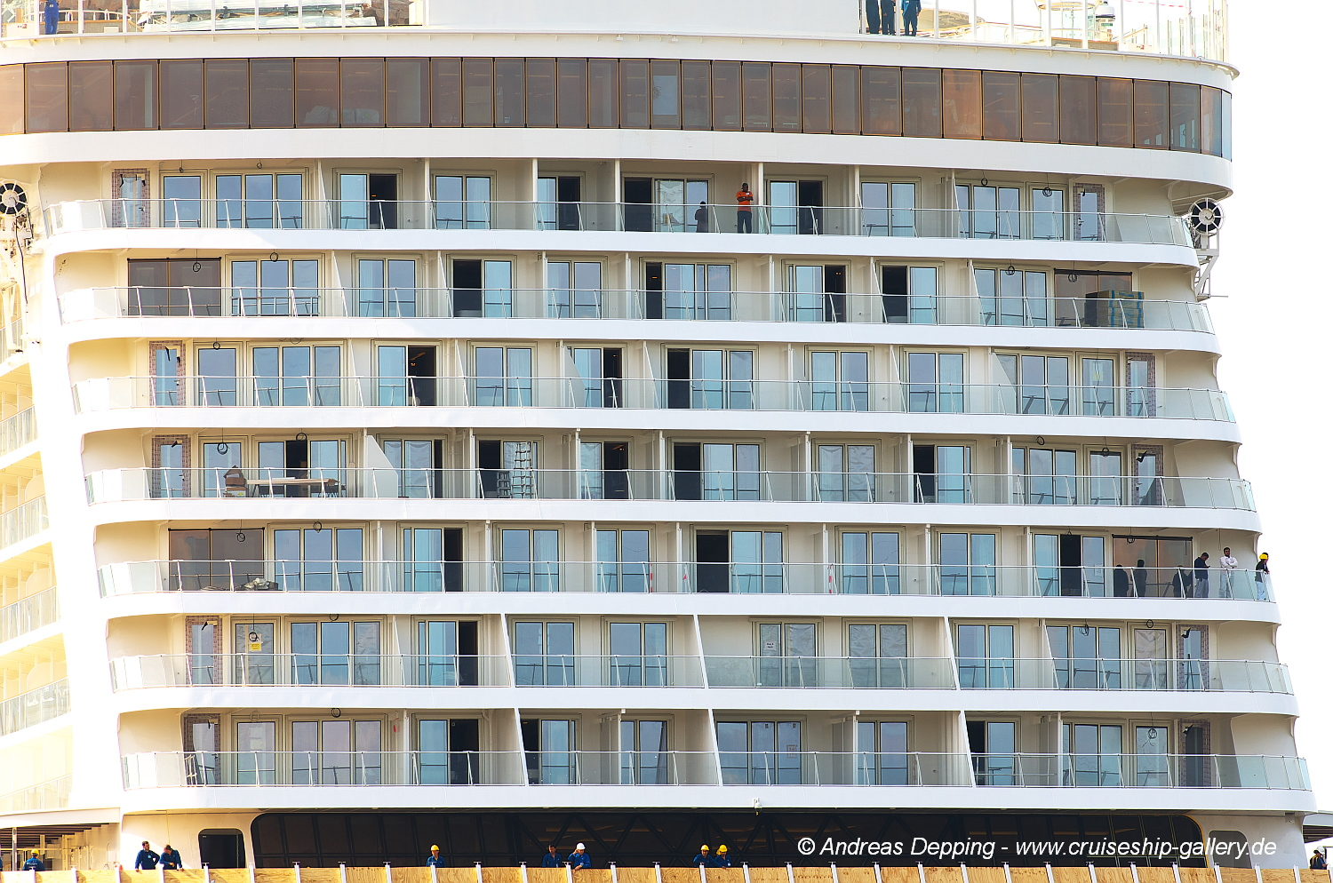 Aft Balcony On Getaway Cruise Critic Message Board Forums